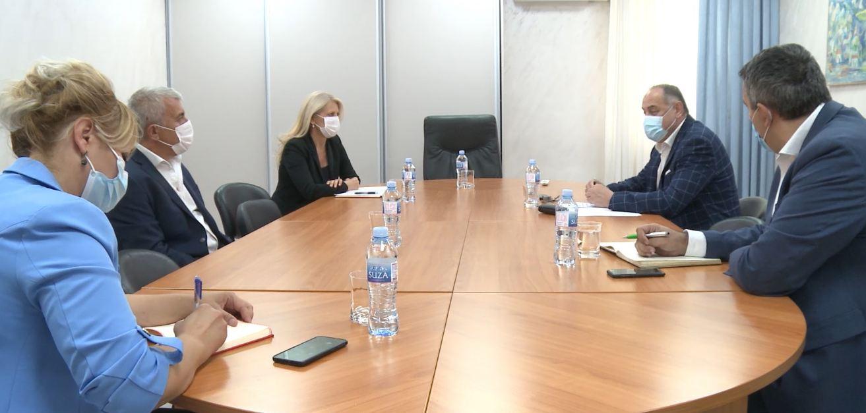 Simović zadovoljan postignutim u Golubovcima: Uradili smo dosta, nastavljamo još snažnije