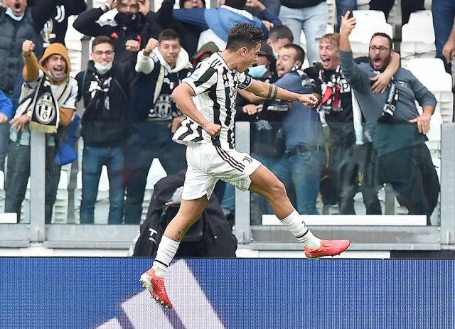 Druga uzastopna pobjeda Juventusa