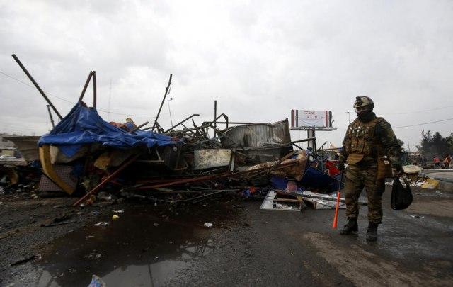 Irak: Sukob demonstranata i policije, ima mrtvih