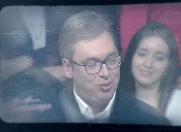 """Burne reakcije na """"Vladaoca"""" - dokumentarac o Vučiću"""