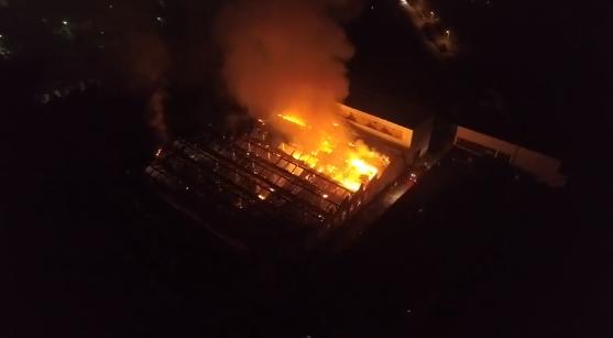 """Istočno Sarajevo u panici: I dalje gori u krugu """"Energoinvesta"""""""