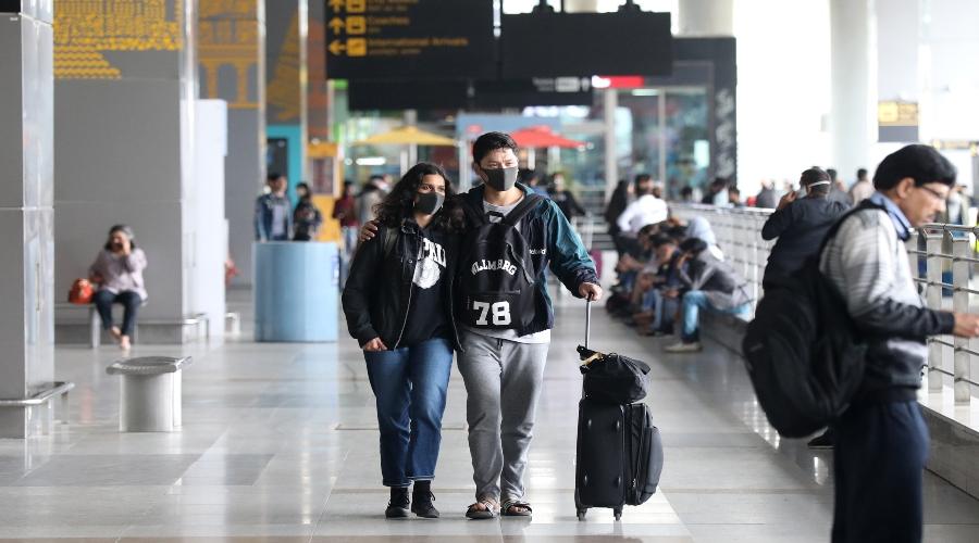 Njemac 50 dana živio na aerodromu u Nju Delhiju