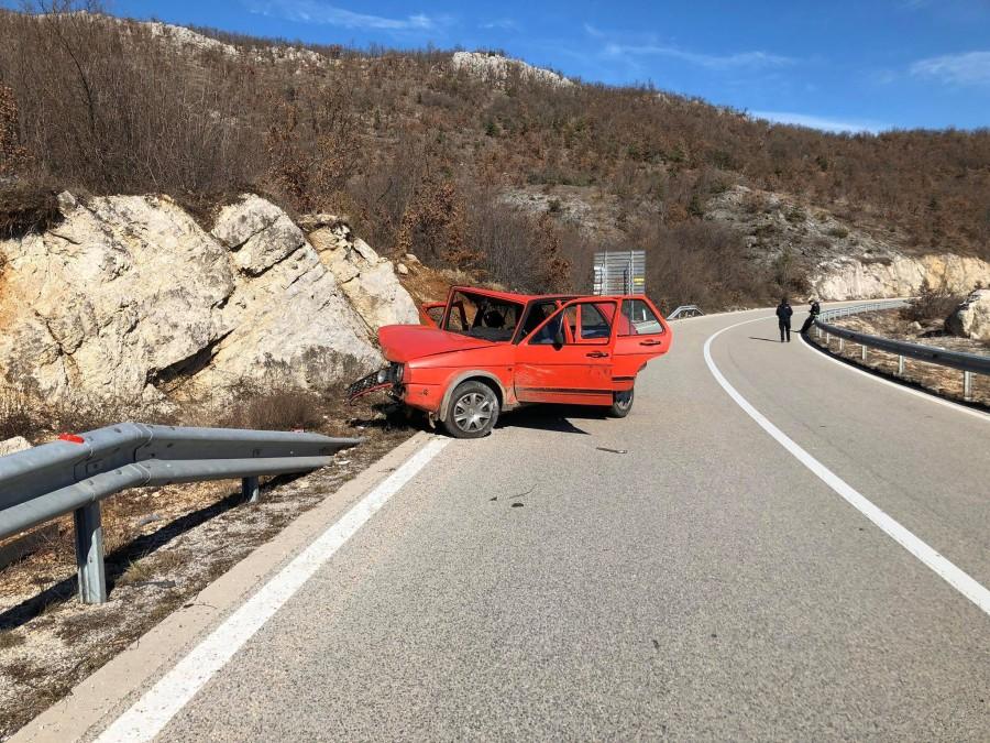Sumnja se da je Nikšićanin preminuo tokom vožnje