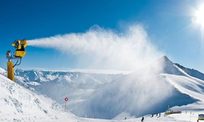 Kako radi sistem za vještačko osnježavanje ski staza