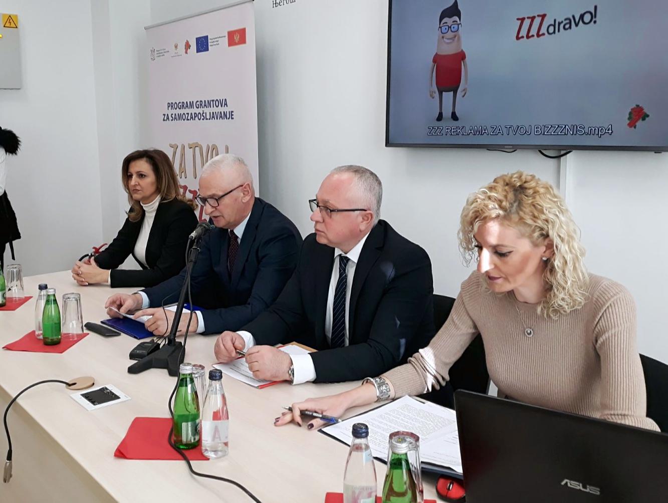 Mustafić iz Mojkovca i Kolašina: Bespovratna podrška uslovljena kvalitetnim biznis planom