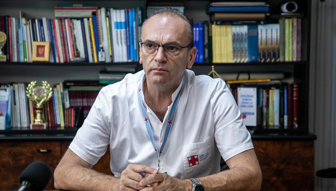Kavarić: Ako bude potrebe i zatvaranje Podgorice je opcija