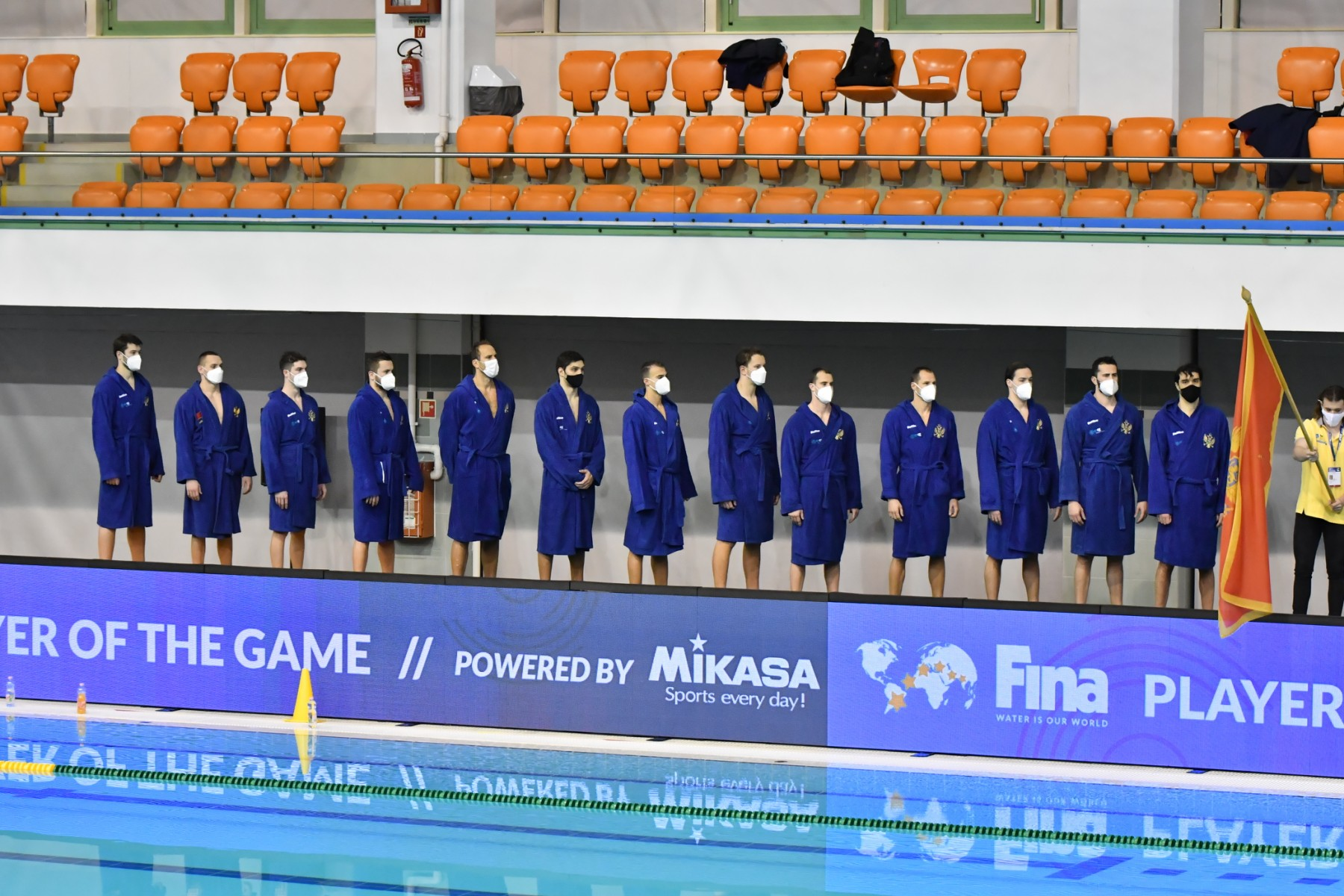 Crna Gora nadigrala i Italiju za plasman u finale i na F8 Svjetske lige!