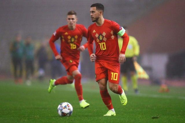 Belgija razbila Rusiju, Vels i Slovenija i dalje u igri za Euro
