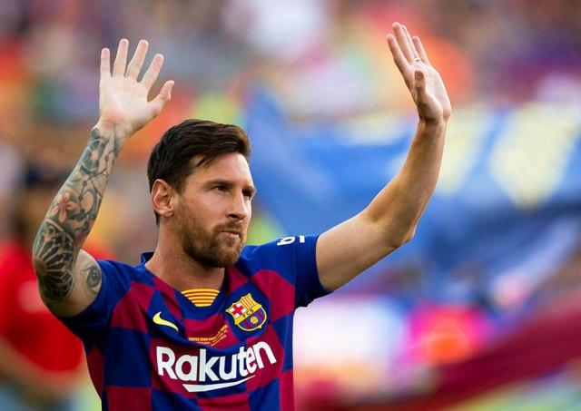 Najlojalniji igrači u Evropi: Mesi na drugom mjestu