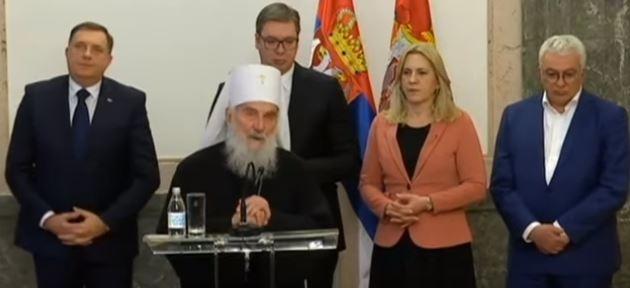 Vučić vodi hibridne ratove protiv BiH i Crne Gore