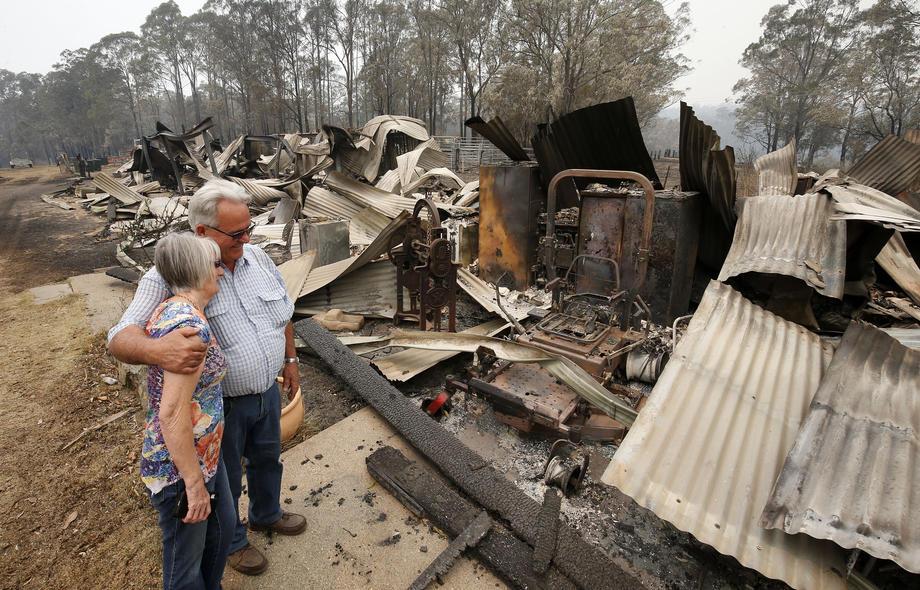 Haos u Australiji: Vatra bjesni oko Sidneja, vlasti najavljuju katastrofu