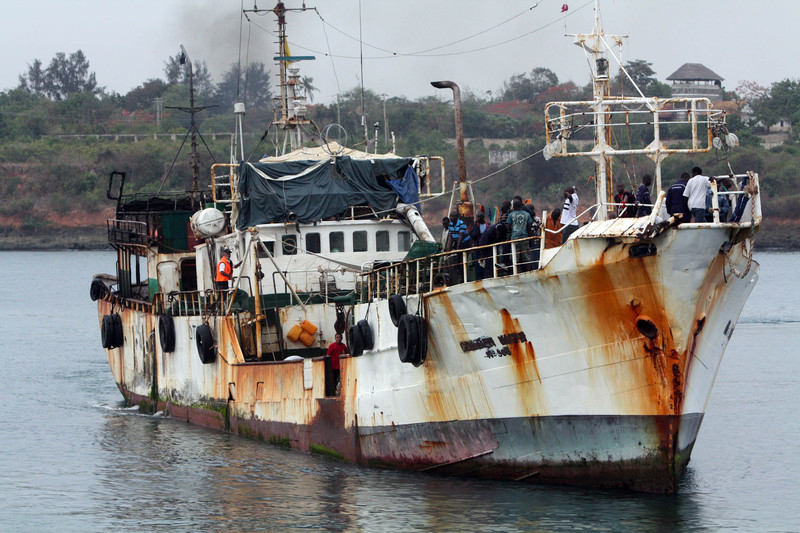 Pirati oteli sedam osoba, među njima ima i Srba