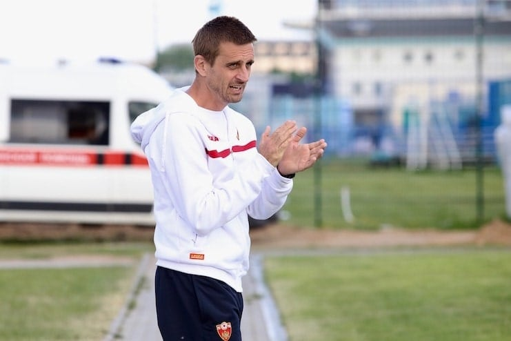 Peković: Meč sa Bugarskom najvažniji