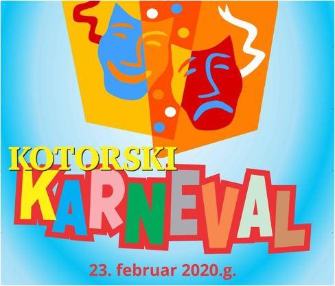 Kotorani spremni za karneval