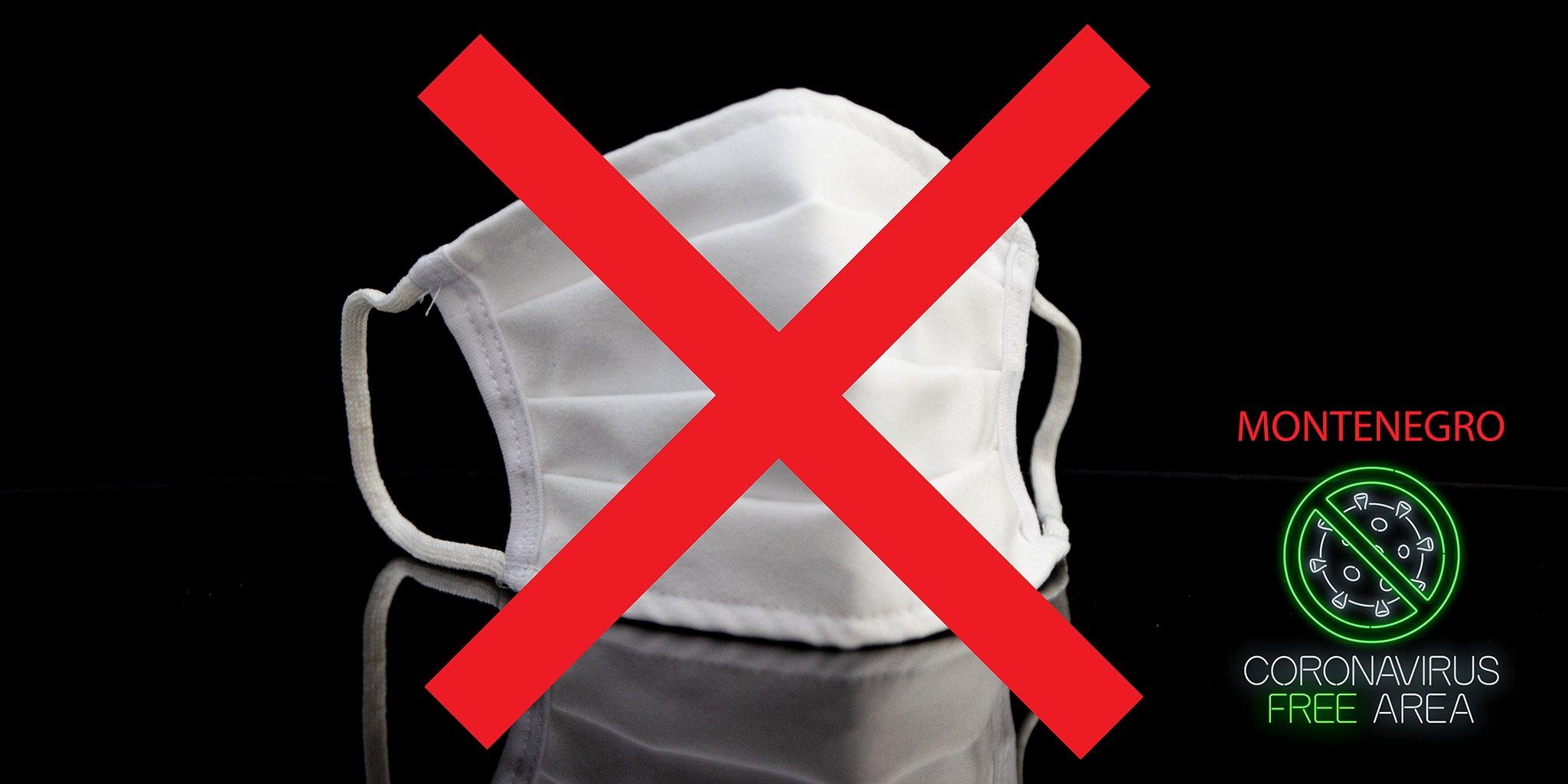 Maske više nijesu obavezne svuda, evo koje još mjere prestaju da važe