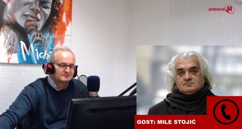 Poslušajte Drugačiju radio vezu: Gost Mile Stojić