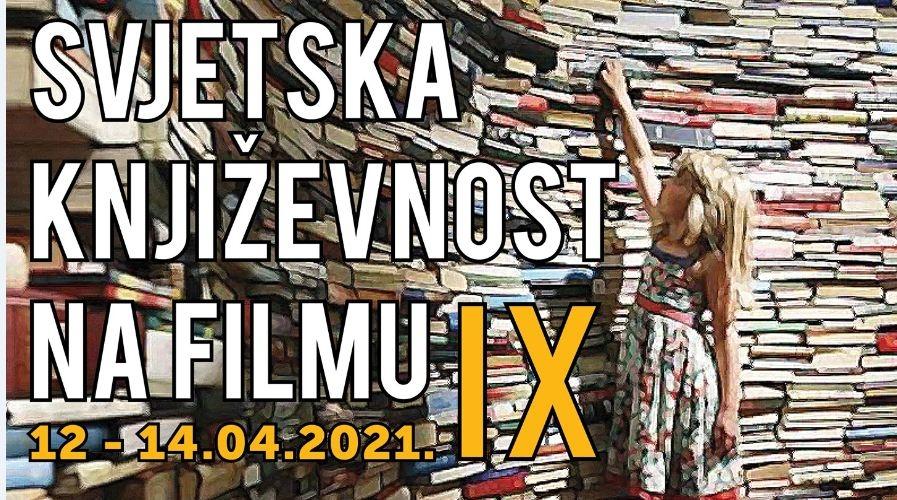 """Revija """"Svjetska književnost na filmu"""" u KIC-u"""