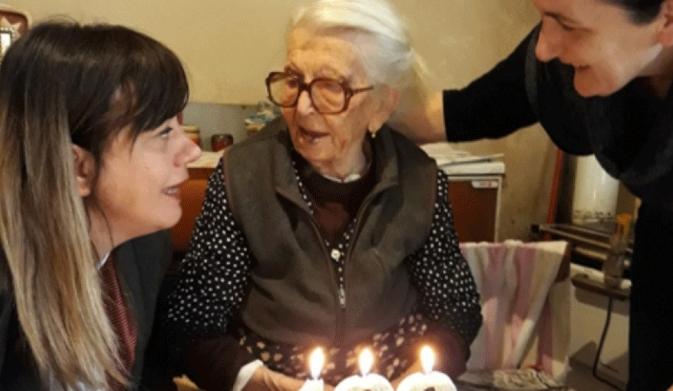 Cetinjanka proslavila stoti rođendan