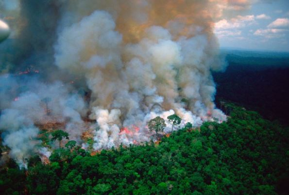Brazil angažuje avione i 44 hiljade vojnika zbog požara