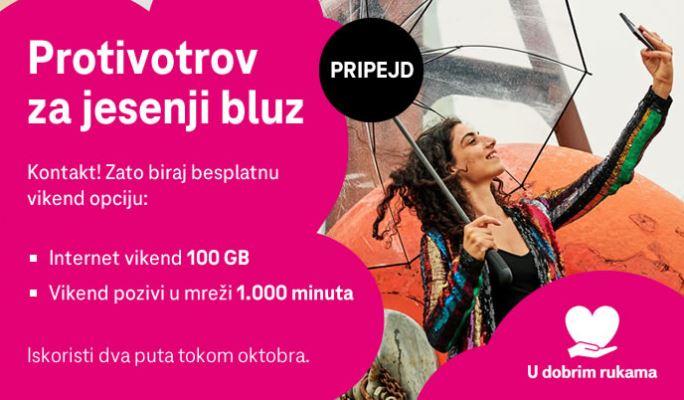 Telekom: Besplatni GB i minuti u pripejdu
