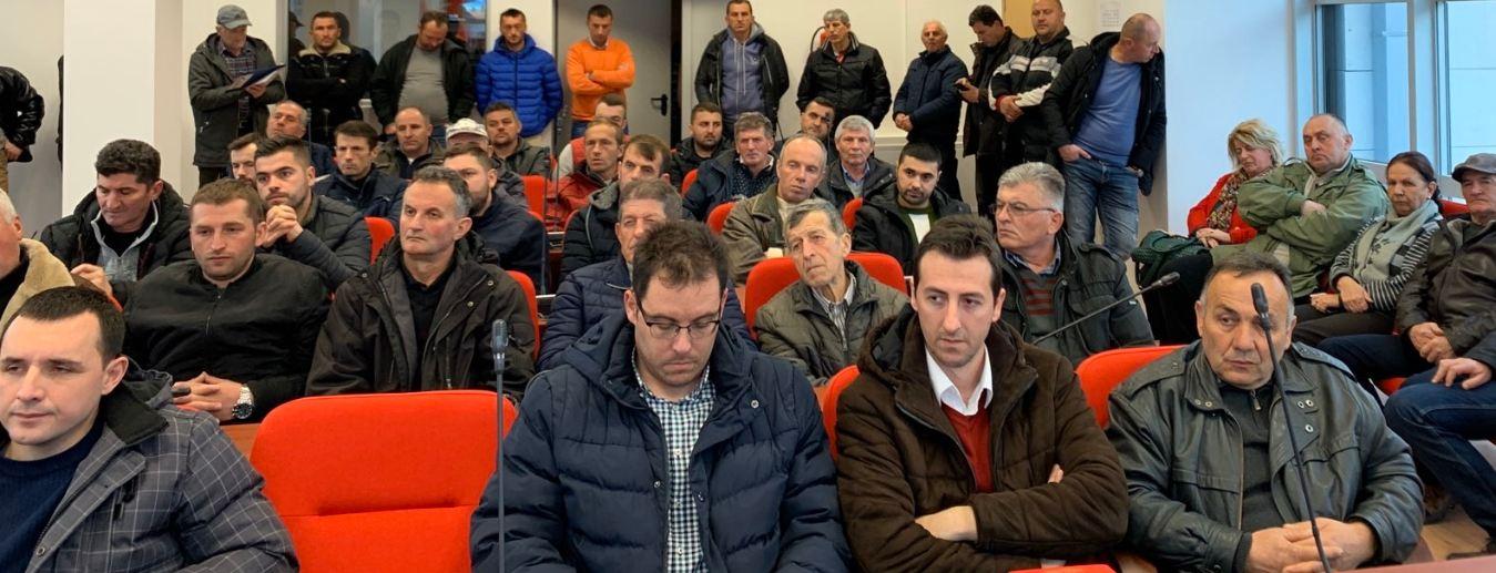 U Andrijevici, Plavu i Gusinju veliko interesovanje za podršku iz Agrobudžeta