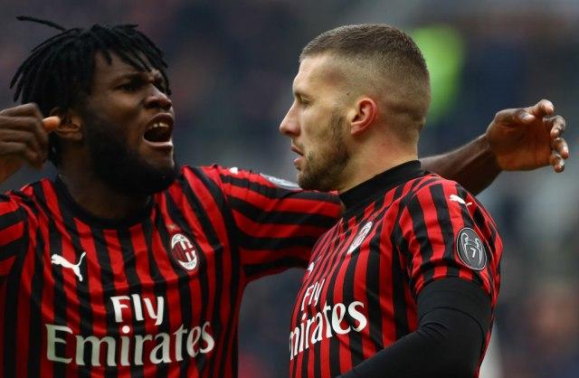 Milan slavio u sudijskoj nadoknadi