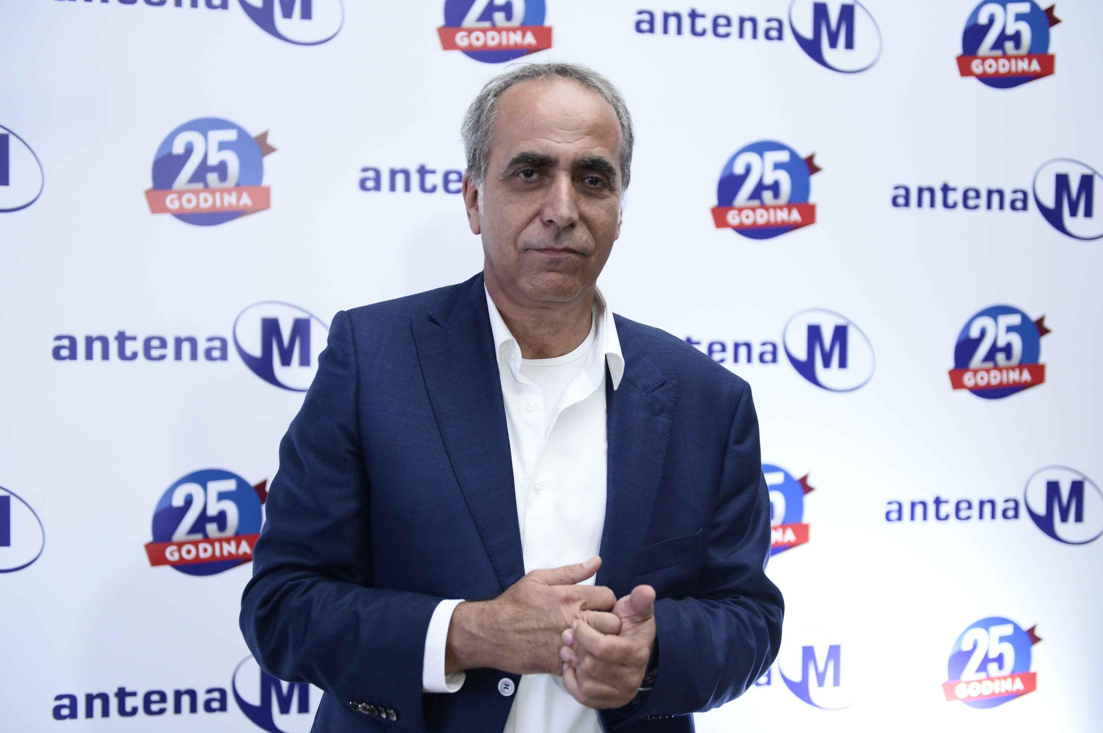 25 GODINA - Đuranović: Antena M 25 godina proizvodi novinare sa integritetom