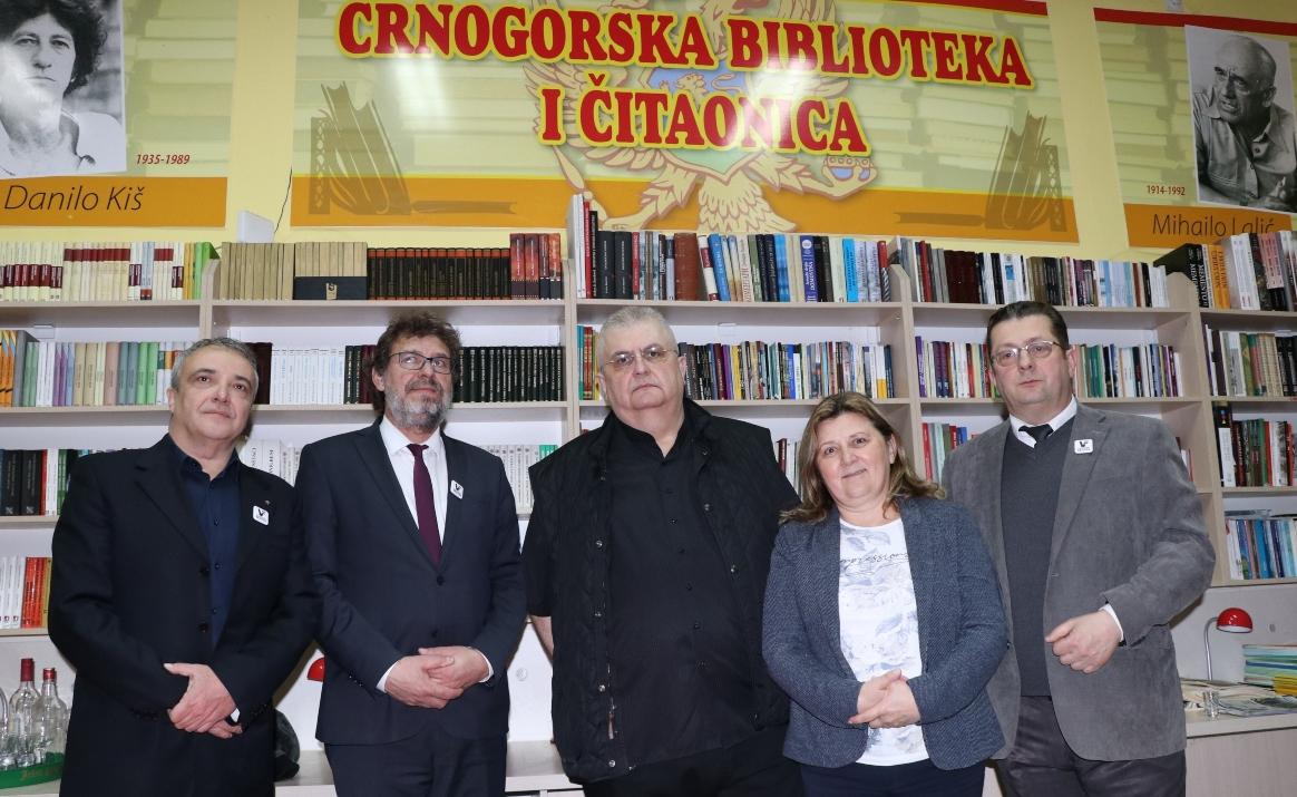 Čanak: Crna Gora je nezavisna i niko nema pravo da se miješa u njena unutrašnja pitanja