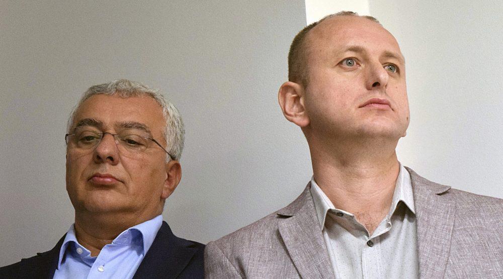 Predstavnici prosrpskih političkih stranaka danas na Kosovu