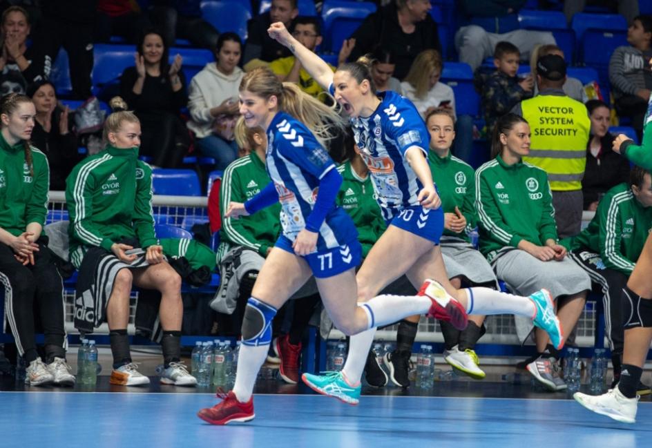 Budućnost na Esbjerg u 1/4 finalu Lige šampiona