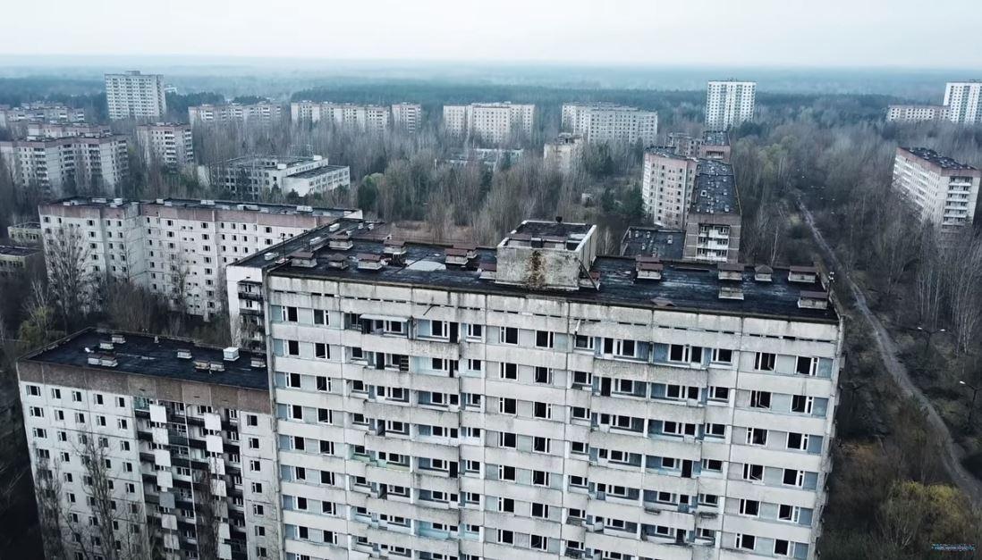 Olga je ilegalno ljetovala u Černobilju, tri mjeseca poslije havarije...