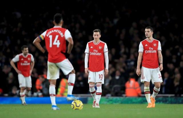 Nova blamaža Arsenala pred domaćim navijačima