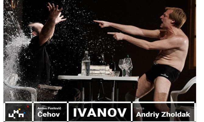 ''Ivanov'' na velikoj sceni CNP-a