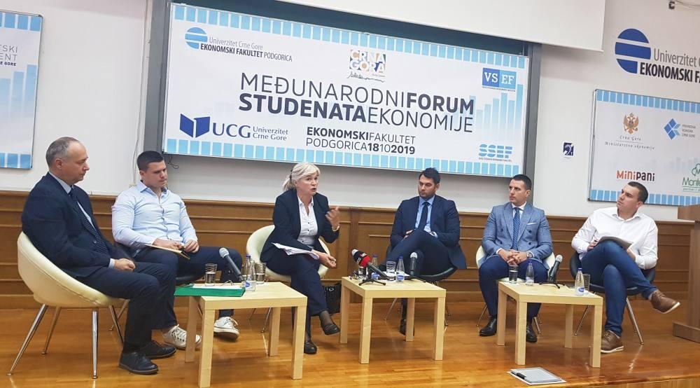 Podgorica sve privlačnija za investicije i nova zapošljavanja