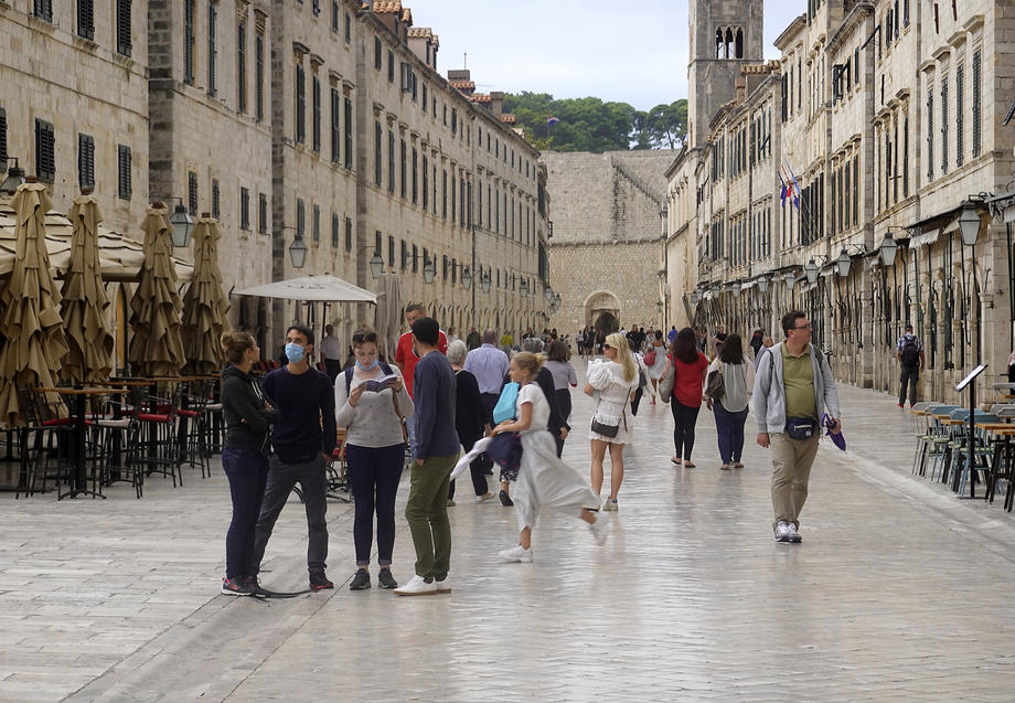 Hrvatsku u julu posjetilo 3,7 miliona turista