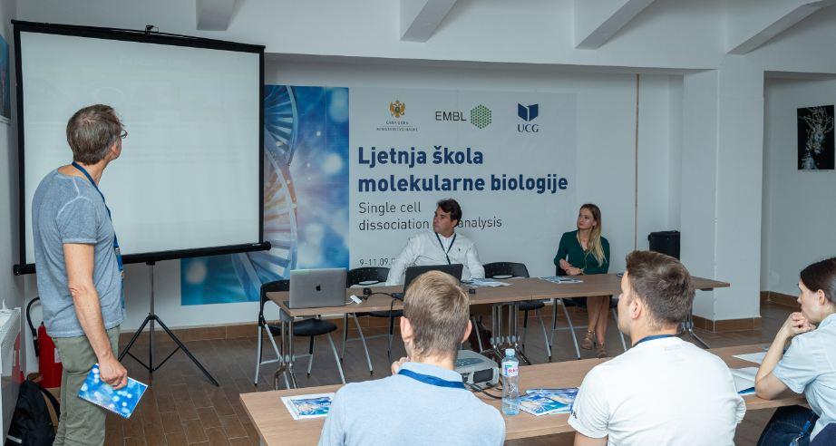 Održana ljetnja škola molekularne biologije u Kotoru