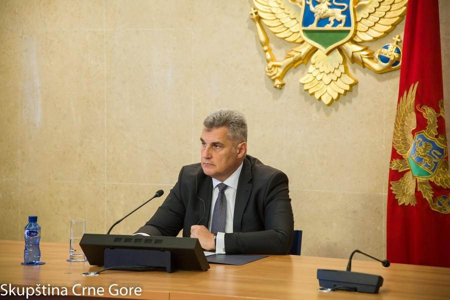 Brajović pozvao predsjednike partija na sastanak 1.juna