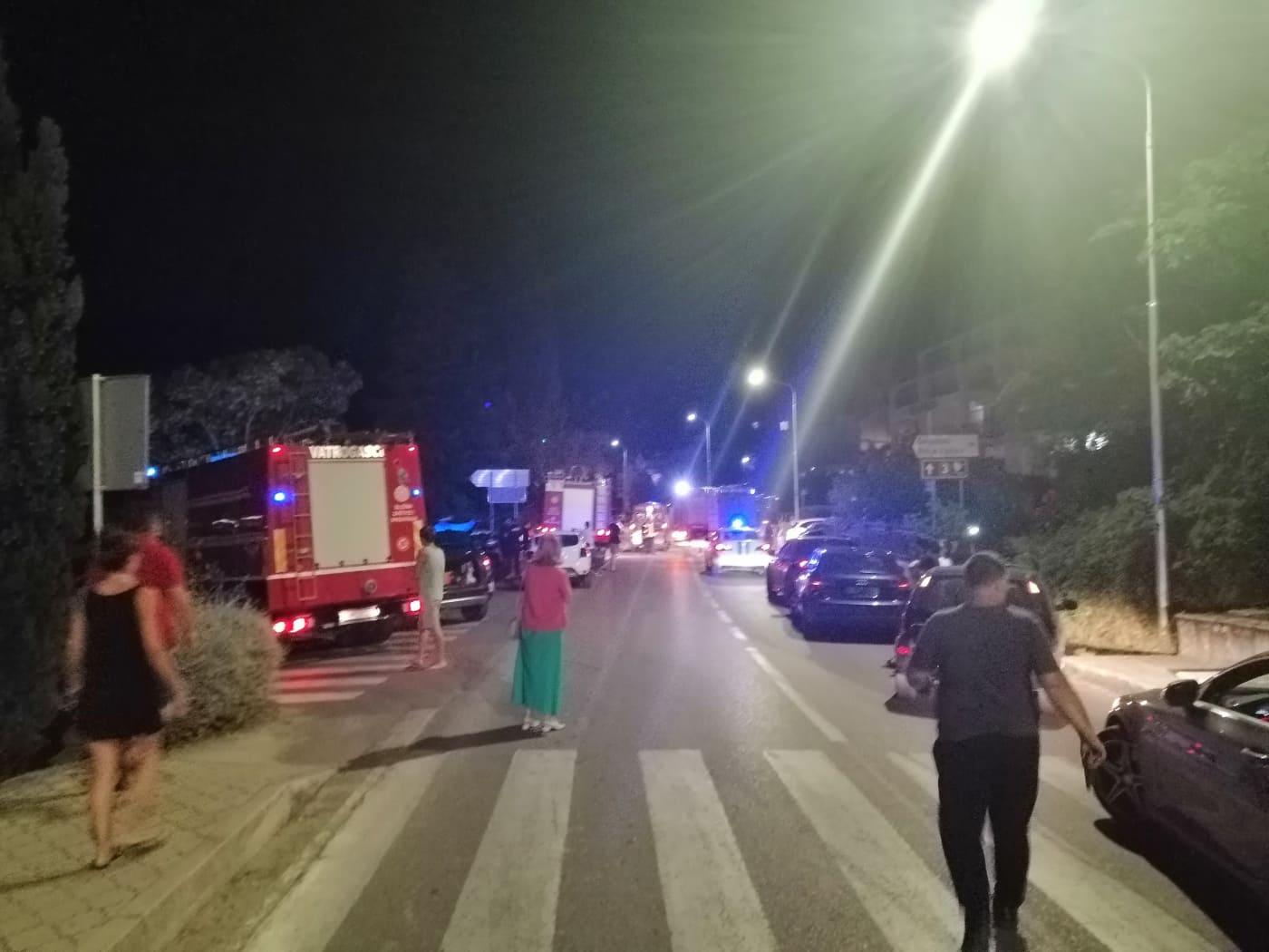 Udes u Tivtu, povrijeđene dvije osobe