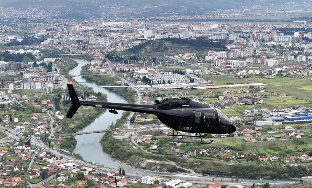 Dva helikoptera Bell 505 stižu u Crnu Goru!