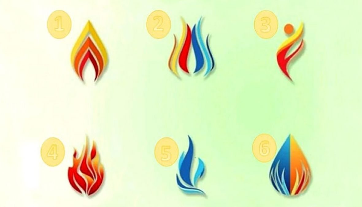 Zanimljiv test: Odaberite vatru i otkrijte kakva svjetlost blista u vama