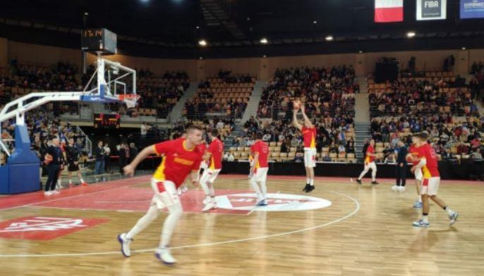 Crna Gora poražena od Francuske