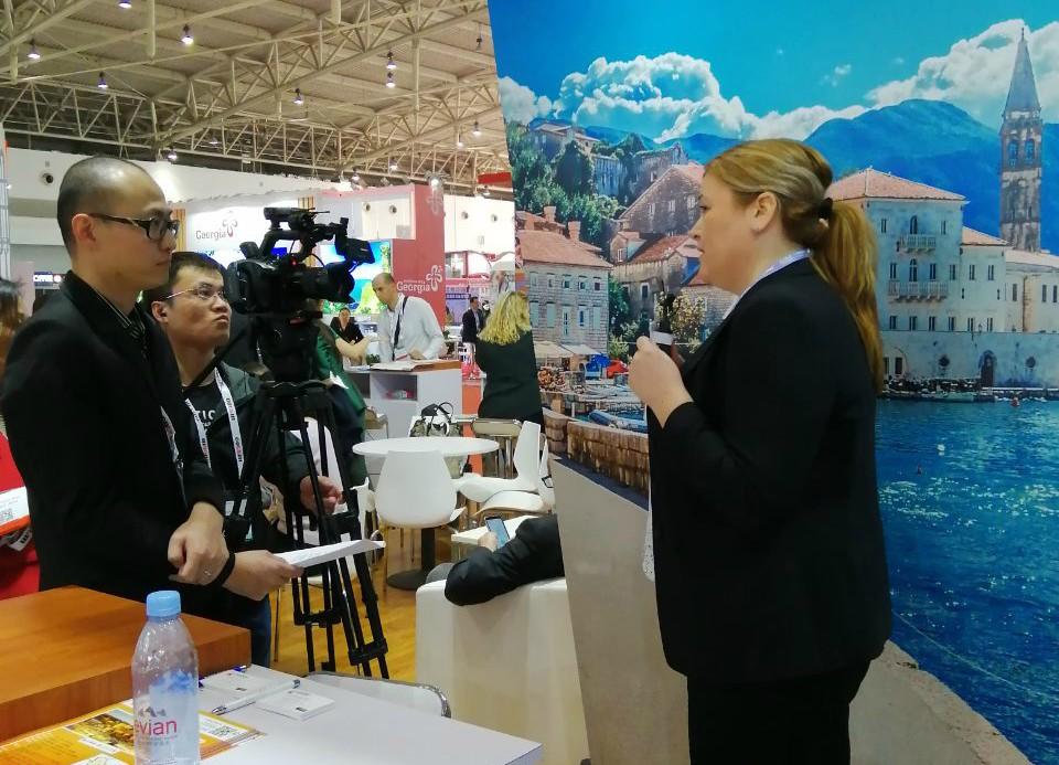 Turistička ponuda Crne Gore na sajmu u Pekingu