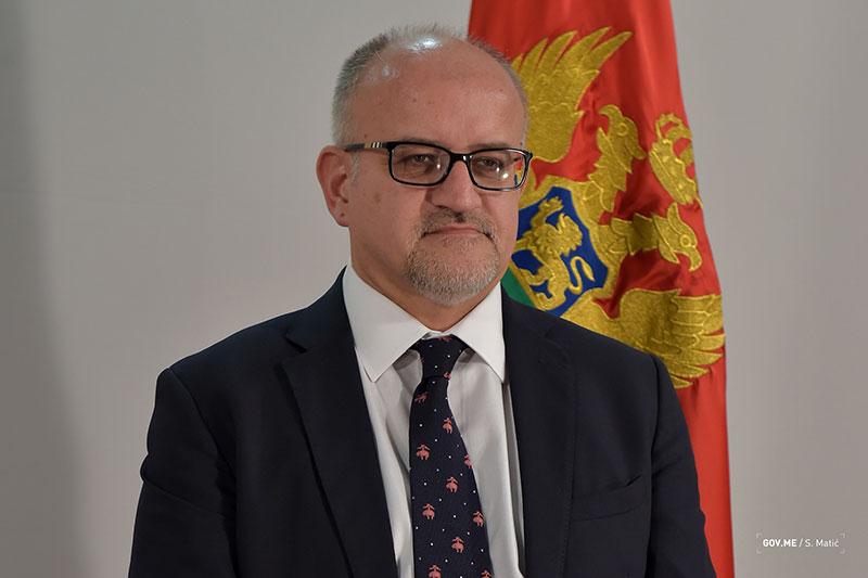 Darmanović: NATO nije glavni target Rusije, nego EU; Nijesmo nezadovoljni Izvještajem EK, iako se neki djelovi rutinski ponavljaju
