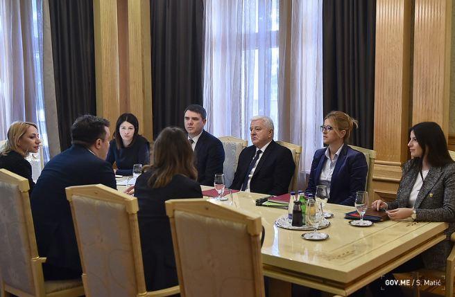 Marković sa CEMI i CRNVO o mogućnostima proaktivnijeg pristupa u evropskim integracijama