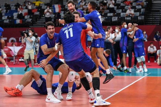 Francuzi za zlato poslije pobjede nad Argentinom