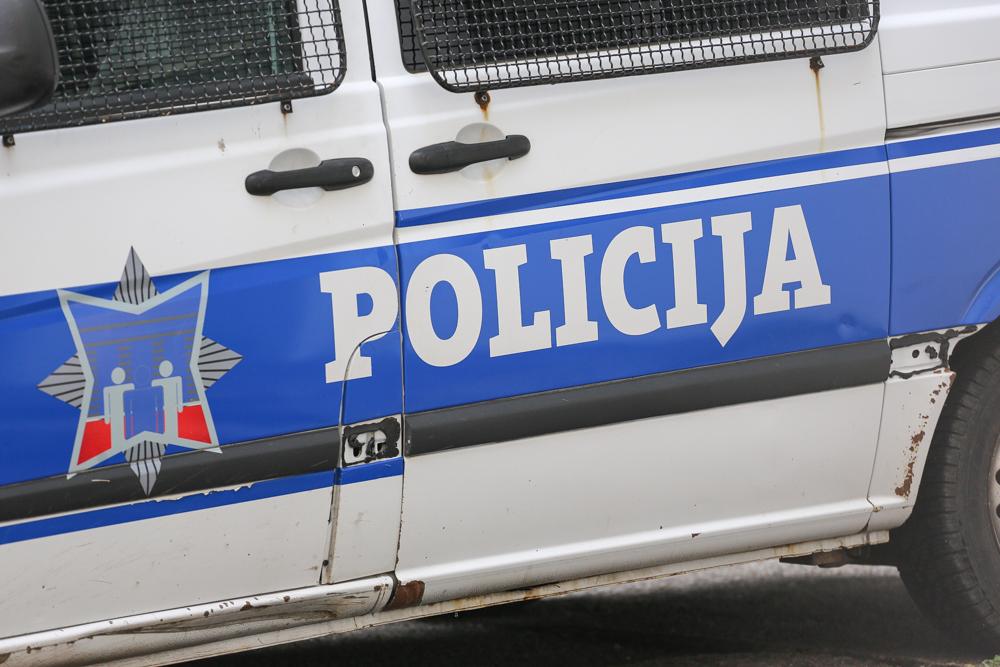 Hapšenja u Podgorici