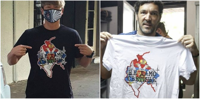 I Japanac iz Partizana brani svetinje