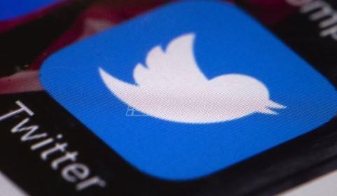 Tviter pao na sat vremena