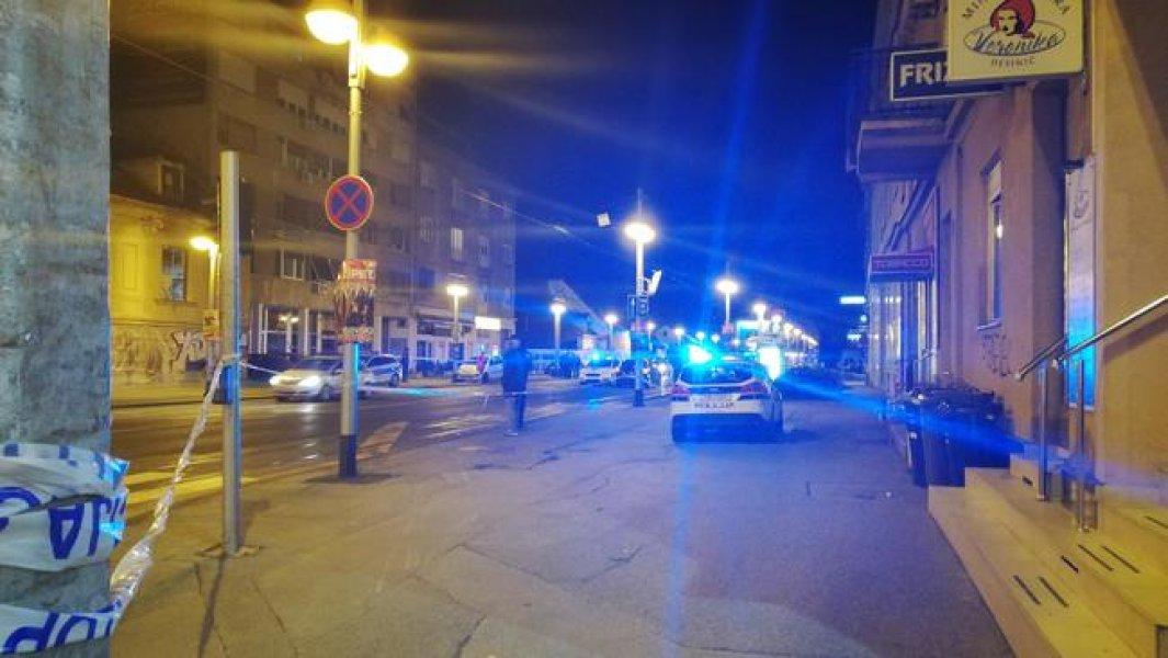 Dvoje ljudi izbodeno u Zagrebu