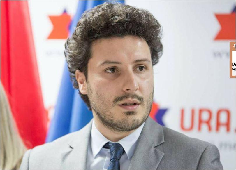 Abazović: Premijer Marković kao da ne živi u Crnoj Gori
